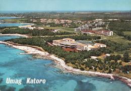 Umag Katoro Yugoslavia Panorama Postcard 76 - Yougoslavie