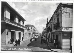 SICILIA-MAZARA DEL VALLO-MAZARA DEL VALLO CORSO UMBERTO I  ANIMATA - Mazara Del Vallo