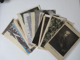 AK / Bildpostkarten Frankreich 1906 - Ende Der 1950er Jahre. Überwiegend 20er/30er Jahre. 24 Karten! - Ansichtskarten