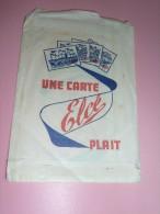 Enveloppe Pour Cartes Postales  ELCE - Documentos Antiguos