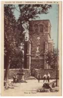 Lérigneux - Place De L'église (jeu De Boules, Pétanque) - France