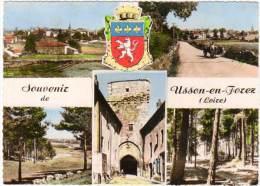 Souvenir De Usson En Forez, Multivues - France