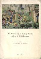 Het Bouwbedrijf In De Lage Landen Tijdens De Middeleeuwen - Livres, BD, Revues