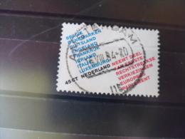 TIMBRE OBLITERE  DES PAYS BAS  YVERT N°1105 - Periodo 1949 - 1980 (Giuliana)