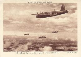 Aviation - Militaria - Englis Army - Avions  Royal Air Force - 1939-1945: 2ème Guerre