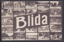 ALGERIE -  MULTIVUES - SOUVENIR DE BLIDA - - Blida