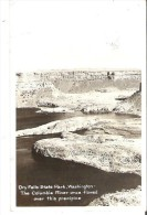 Dry Falls State Park, Washington The Columbia River Once Flowed Over This Precipice Real Photo - United States