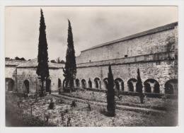 83 - LE THORONET - L'Abbaye - Le Cloître Vu Du Sud Ouest - Circulée 1967 - 2 Scans - - Otros Municipios