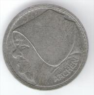 AACHEN  1 OCHER GROSCHE 1920 - Monetari/ Di Necessità