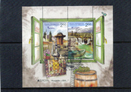 Bosnia&Herzegowina 2012 Europa Cept Block / Souvenir Sheet Sauber Gestempelt / Fine Used - 2012