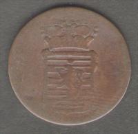 LUXEMBOURG / LUSSEMBURGO - 1/2 LIARD - Joseph II 1783 - Lussemburgo