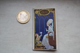 Almanach Minuscule De 1913 Promotinnant Les Chocolats Martougin à Anvers. - Petit Format : 1901-20
