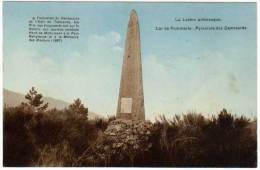 La Lozère Pittoresque - Col De Fommorte - Pyramide Des Camisards - France