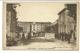 NARBONNE- Entrée Des Casernes - Narbonne