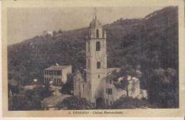 La Spezia - S. Venerio - Chiesa Parrocchiale - La Spezia
