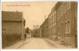 E3429  -  FOURON - SAINT - MARTIN  -  Rue De L'église - Voeren