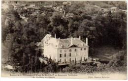 Château Et Village De Salgas - Ancienne Résidence Du Cardinal De Bernis - France