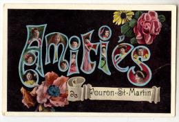E3440  -  Amitiés De FOURON - SAINT - MARTIN - Voeren