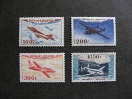 B). TB Serie PA N° 30 Au N° 33, Neufs XX. Cote =400,00 Euros. - 1927-1959 Mint/hinged