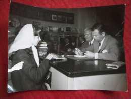 Photo Originale De Jean Bruce -18 X 13 Cm - Books, Magazines, Comics