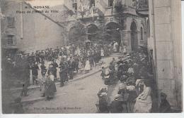 MODANE - Place De L'Hôtel De Ville - Modane