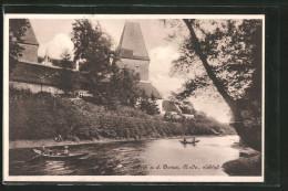 AK Orth A. D. Donau, Schloss - Autriche