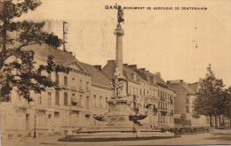 BELGIQUE - FLANDRE OCCIDENTALE - GENT - GAND - Monument De Kerchove De Denterghem. - Gent