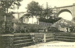 Royat. Les Ruines Des Thermes Gallo-Romain - Royat