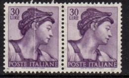 PIA - ITALIA SPECIALIZZAZIONE Con  VARIETA´: 1961 : Michelangiolesca - (SAS 905 - CARRARO 483Cb) - 1961-70:  Nuovi