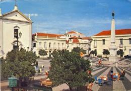 VILA REAL DE SANTO ANTONIO, Praça Marquês De Pombal,  ALGARVE  - 2 Scans  PORTUGAL - Faro