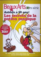 De 2009 - Publicité - BD - ASTERIX - Beaux Arts  - - Advertising