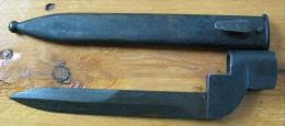 Baïonnette Sud Africaine N°9 - Knives/Swords