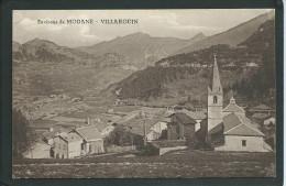73. VILLARODIN. MODANE ( SAVOIE ). VUE GENERALE.. EGLISE.C1668 - France