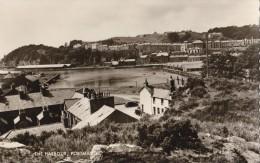PORTMADOC  - The  Harbour - Caernarvonshire