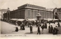 62  *    NIMES   -   MARCHE  COUVERT - Nîmes