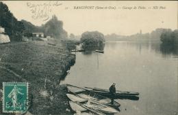 78 GARGENVILLE / Le Garage De Pêche, Rangiport / - Gargenville