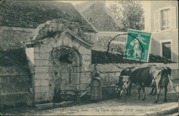 78 GARGENVILLE / La Vieille Fontaine, Hannecourt / - Gargenville