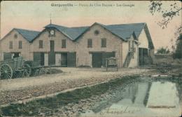 78 GARGENVILLE / La Ferme Du Clos Brayon, Les Granges / CARTE COULEUR TOILEE - Gargenville
