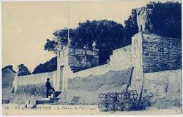 85 - ILE DE NOIRMOUTIER -  LE CHATEAU DU VIEL - Ile De Noirmoutier