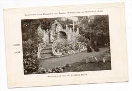 27724  -  Institut Des Dames  De  Saint-François De  Sales  à  Ath   -  1908 - Ath