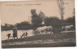 LE VILLARS  LE CREUX  DE LA MOUILLE - France