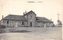 ¤¤  -  3  -  CHIDDES   -  La Mairie  -  Calvaire  -  ¤¤ - France
