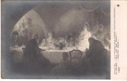 CPA . SALON  DE   1911...CH . LEANDRE ..LA CHANSON DE LA MARIE ...BE ... - Other Illustrators