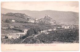 Panorama Di Subiaco Veduto Da S.Francesco - Other Cities