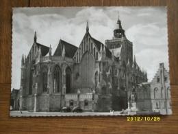 Poperinge.- St Bertinuskerk.