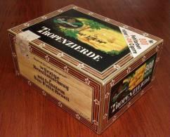 TOBACCO - CIGAR, Engelhardt - Original Unopened Package Of Cigars, 50 Pieces. Ungeöffneten Paket Von Zigarren, 50 Stück - Étuis à Cigares