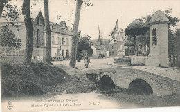 S S 152 /      C P A -  MARTIN EGLISE   (76)  LE VIEUX PONT - Otros Municipios