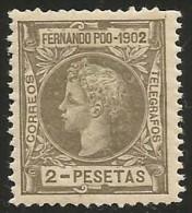 Fernando Poo 116 * - Fernando Po