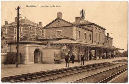 Gembloux - Intérieur De La  Gare # Animée - Gembloux