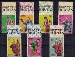 BHUTAN 1964  Olympic Games Tokyo - Summer 1964: Tokyo
